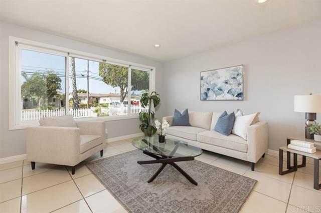 7111 Beagle St, San Diego, CA 92111 (#200041842) :: Tony J. Molina Real Estate