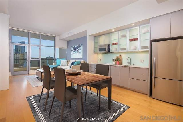 575 6Th Ave #1305, San Diego, CA 92101 (#200042910) :: Yarbrough Group
