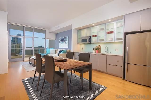 575 6Th Ave #1305, San Diego, CA 92101 (#200042910) :: Dannecker & Associates
