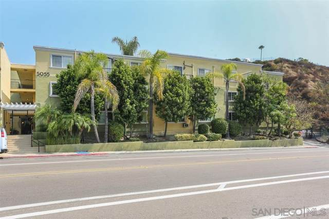 5055 Collwood Blvd #208, San Diego, CA 92115 (#200044784) :: SunLux Real Estate