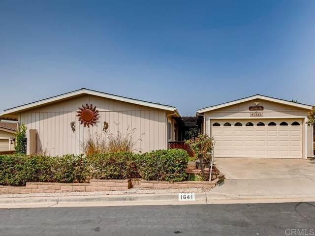 1641 Desert Glen, Escondido, CA 92026 (#200044895) :: Neuman & Neuman Real Estate Inc.