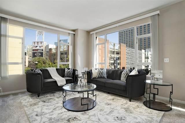 530 K St #313, San Diego, CA 92101 (#200045685) :: SunLux Real Estate