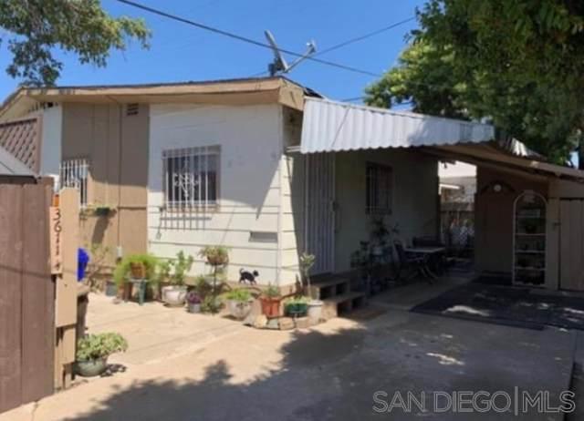 3611 1/2 46th Street, San Diego, CA 92105 (#200046093) :: Team Forss Realty Group