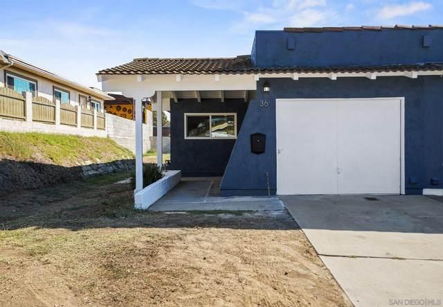 36 Quintard St, Chula Vista, CA 91911 (#200050220) :: Cay, Carly & Patrick | Keller Williams