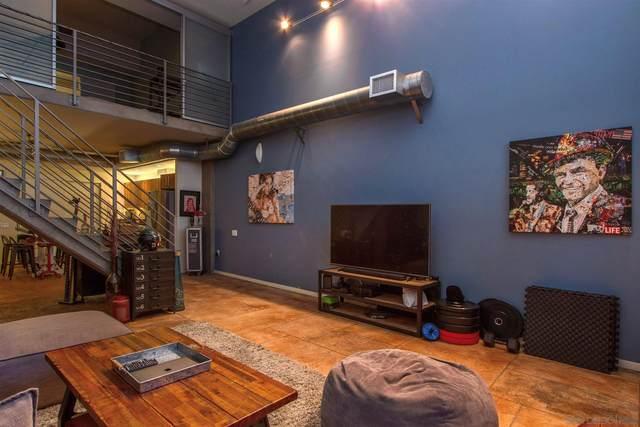 350 11th Ave. Unit 134, San Diego, CA 92101 (#200051328) :: Neuman & Neuman Real Estate Inc.