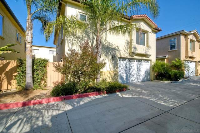 819 Florida St, Imperial Beach, CA 91932 (#200051722) :: Neuman & Neuman Real Estate Inc.