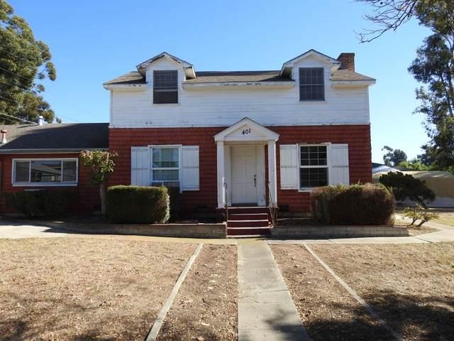 401 Silvery Ln, El Cajon, CA 92020 (#200051768) :: Neuman & Neuman Real Estate Inc.