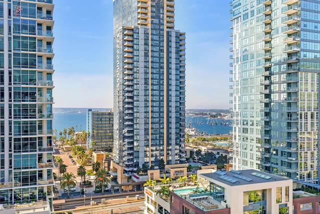 1240 India St. #1315, San Diego, CA 92101 (#200052350) :: Neuman & Neuman Real Estate Inc.