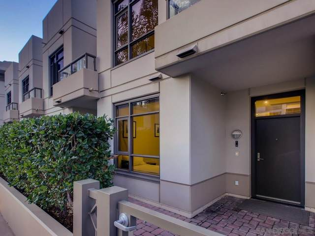 700 W E St #516, San Diego, CA 92101 (#200054493) :: SunLux Real Estate