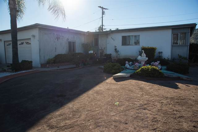 595 Downer Ave, El Cajon, CA 92020 (#200054970) :: Tony J. Molina Real Estate