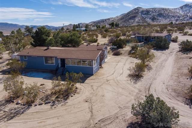 797 Great Sandy Trl, Julian, CA 92036 (#210000418) :: Neuman & Neuman Real Estate Inc.