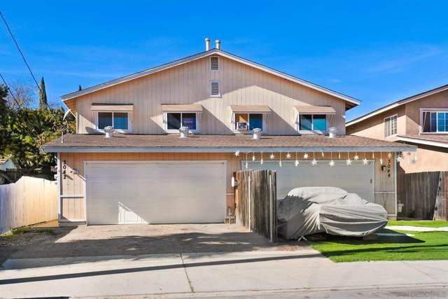3042-3044 Central Ave, Spring Valley, CA 91977 (#210000995) :: Tony J. Molina Real Estate