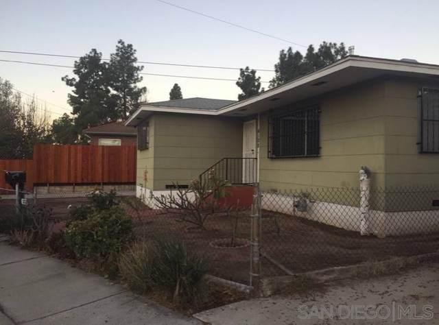4108 Sycamore Dr, San Diego, CA 92105 (#210002244) :: Neuman & Neuman Real Estate Inc.