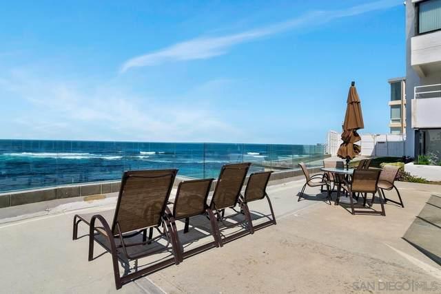 100 Coast Blvd #209, La Jolla, CA 92037 (#210003437) :: Neuman & Neuman Real Estate Inc.