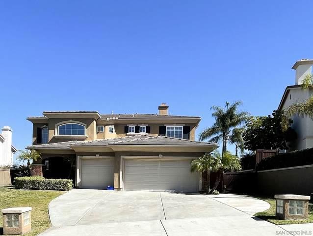 11589 Wannacut Place, San Diego, CA 92131 (#210004283) :: Neuman & Neuman Real Estate Inc.