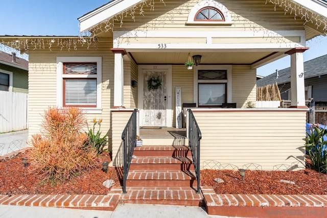 533 24th St, San Diego, CA 92102 (#210007412) :: Neuman & Neuman Real Estate Inc.