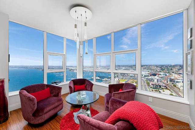 1325 Pacific Hwy #3403, San Diego, CA 92101 (#210008610) :: Wannebo Real Estate Group