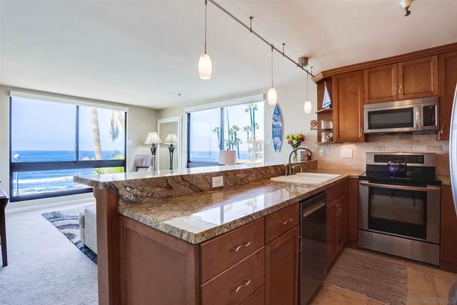4667 Ocean Blvd #301, San Diego, CA 92109 (#210010229) :: Wannebo Real Estate Group