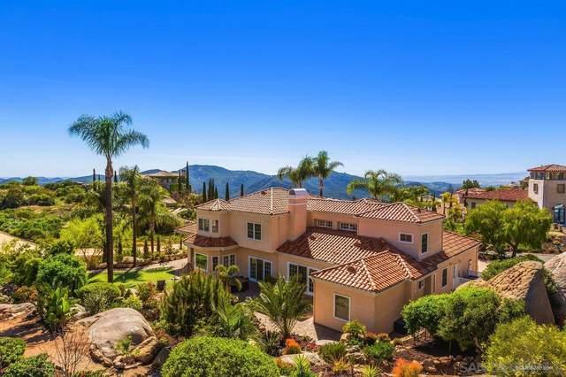9769 Little Canyon Ln, Escondido, CA 92026 (#210010361) :: Neuman & Neuman Real Estate Inc.