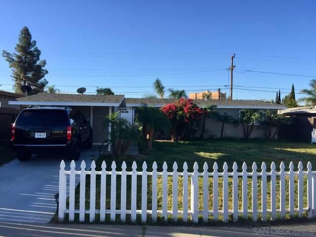 553 Tamarisk, El Cajon, CA 92020 (#210010713) :: San Diego Area Homes for Sale