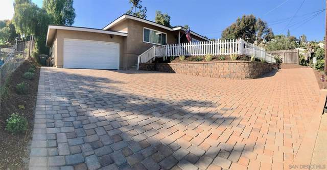 3190 Central Ave, Spring Valley, CA 91977 (#210011187) :: Wannebo Real Estate Group