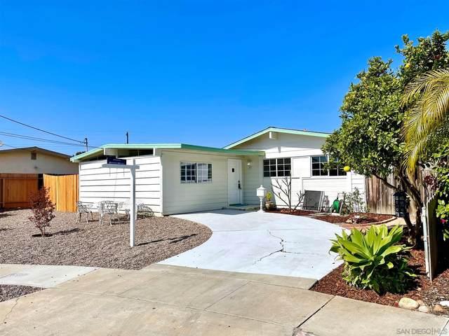 3429 Mount Armour Ct, San Diego, CA 92111 (#210011614) :: Neuman & Neuman Real Estate Inc.