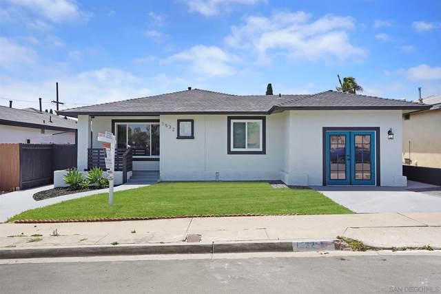 1532 Altadena Ave, San Diego, CA 92102 (#210014209) :: Neuman & Neuman Real Estate Inc.