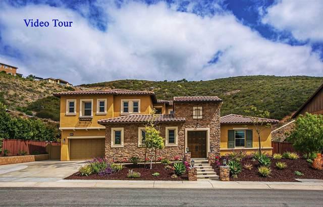 545 Ledge St, San Marcos, CA 92078 (#210015498) :: Carrie Filla & Associates
