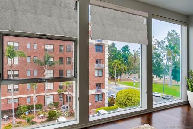 3100 6th Ave #409, San Diego, CA 92103 (#210015532) :: Dannecker & Associates