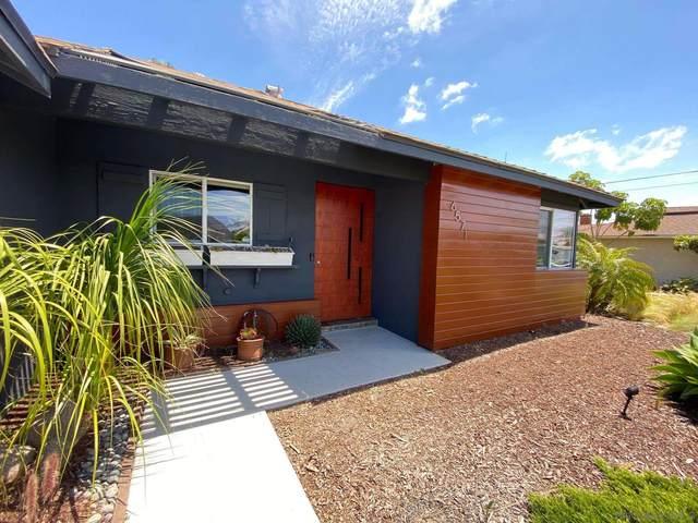 6571 Barnhurst, Clairemont, CA 92117 (#210015763) :: Neuman & Neuman Real Estate Inc.