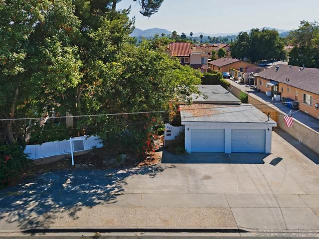 627 Dorothy Street, El Cajon, CA 92019 (#210017135) :: Solis Team Real Estate
