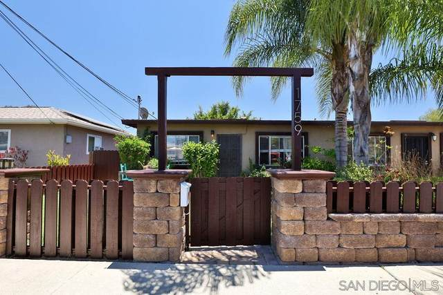 1757-59 Pentuckett Ave., San Diego, CA 92104 (#210018202) :: Neuman & Neuman Real Estate Inc.