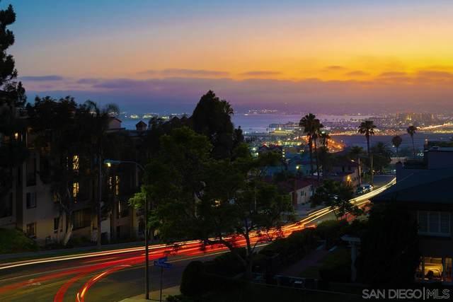 230 W Laurel St #404, San Diego, CA 92101 (#210022344) :: Neuman & Neuman Real Estate Inc.