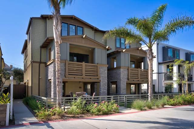 827 Santa Barbara Place, San Diego, CA 92109 (#210025486) :: Windermere Homes & Estates