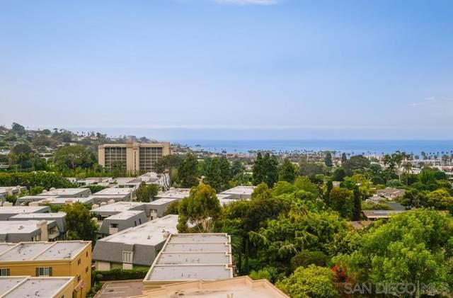2500 Torrey Pines Rd #803, La Jolla, CA 92037 (#210027183) :: Keller Williams - Triolo Realty Group