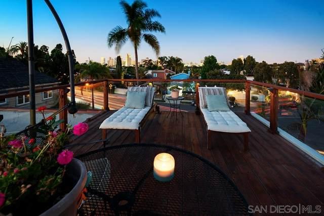 344 Pomona Ave, Coronado, CA 92118 (#210028470) :: Neuman & Neuman Real Estate Inc.