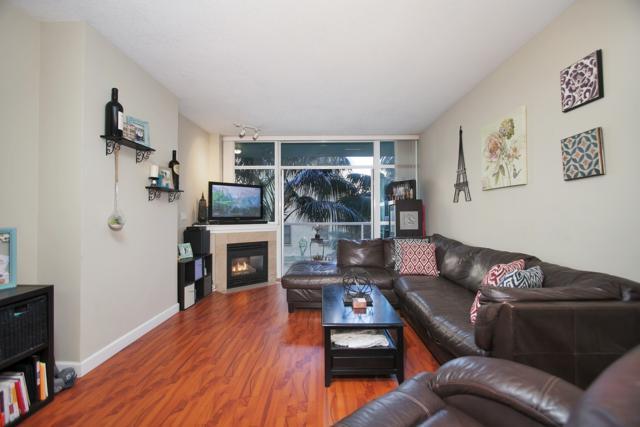 850 Beech St #418, San Diego, CA 92101 (#180009947) :: Beachside Realty