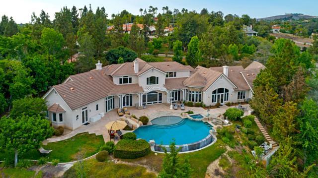 3273 Violet Ridge, Encinitas, CA 92024 (#180039036) :: Farland Realty