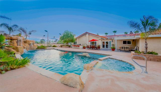 16716 Valle Verde Rd, Poway, CA 92064 (#180046400) :: The Yarbrough Group