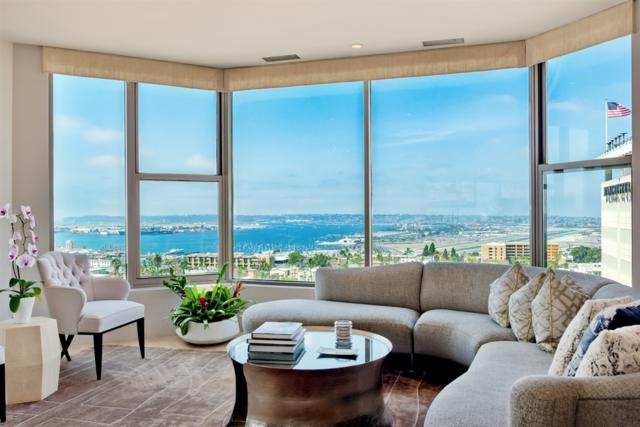 2500 6th Avenue #1107, San Diego, CA 92103 (#180049690) :: Jacobo Realty Group
