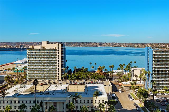 1262 Kettner Blvd #1501, San Diego, CA 92101 (#180060636) :: Neuman & Neuman Real Estate Inc.