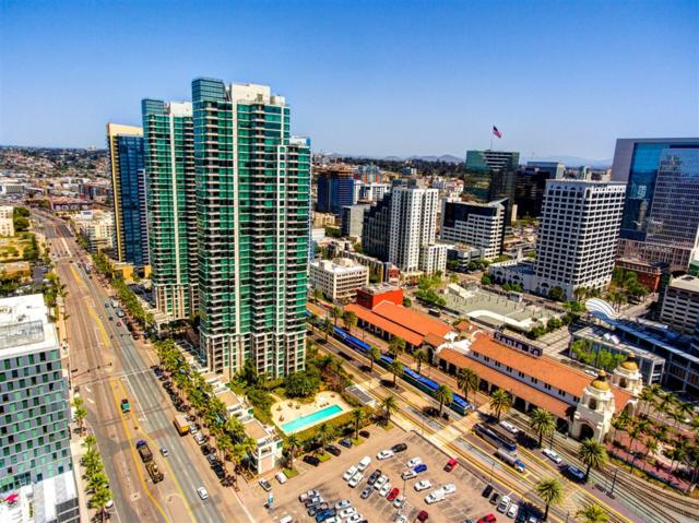 1199 Pacific Highway #2306, San Diego, CA 92101 (#190007261) :: Whissel Realty