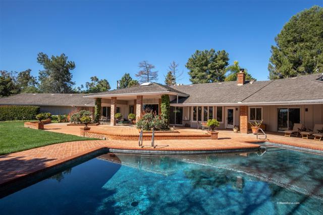 17845 Via De Fortuna, Rancho Santa Fe, CA 92067 (#190012553) :: Welcome to San Diego Real Estate