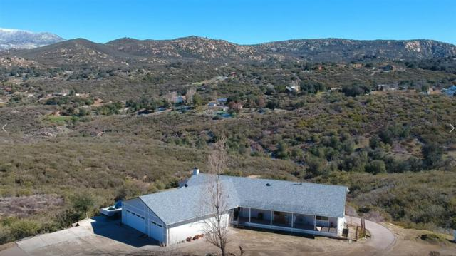 10077 Anderson Ranch Rd, Descanso, CA 91916 (#190018318) :: Whissel Realty