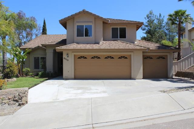 8539 South Slope Drive, Santee, CA 92071 (#190020374) :: Pugh   Tomasi & Associates