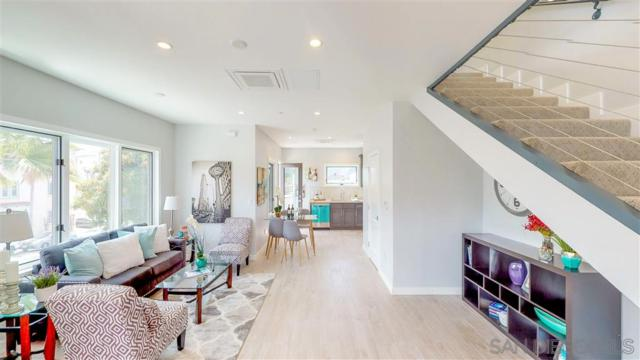 2124 Front St #3, San Diego, CA 92101 (#190020672) :: Coldwell Banker Residential Brokerage