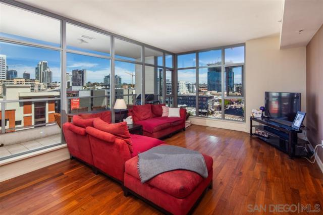 575 6th Ave #702, San Diego, CA 92101 (#190020983) :: The Yarbrough Group