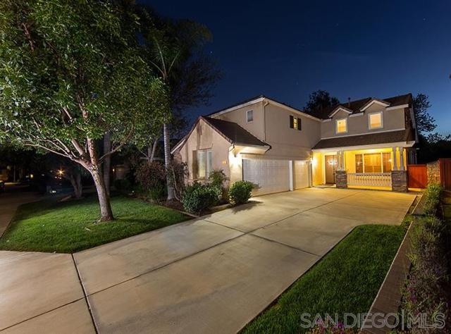 554 Chesterfield Cir, San Marcos, CA 92069 (#190021269) :: Farland Realty