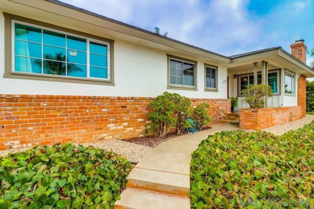 2689 Poinsettia Dr, San Diego, CA 92106 (#190021624) :: Coldwell Banker Residential Brokerage
