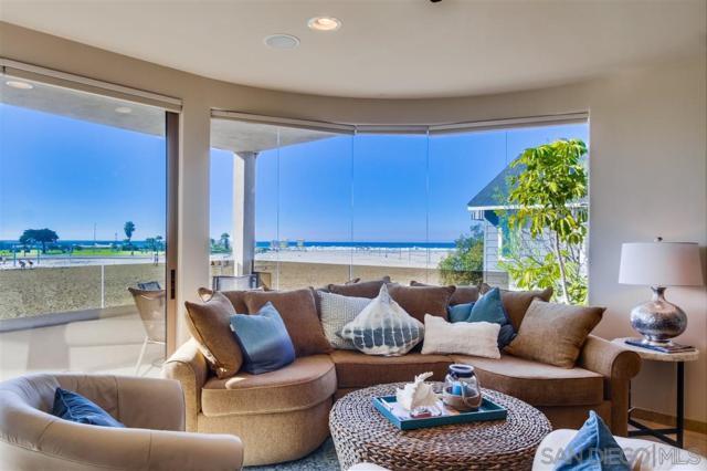 2663 Ocean Front Walk #2, Pacific Beach, CA 92109 (#190023252) :: Coldwell Banker Residential Brokerage